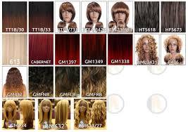 Vivica Fox Hair Color Chart Vivica Fox Wigs Wigs Forum