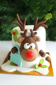 3861 Best Christmas/Winter Cakes images | Cupcake cakes ...