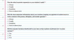 School Survey Questions Blog The School Counseling Files