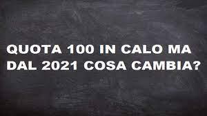Quota 100 in calo: atteso rilancio nel 2021 a scuola
