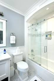 marvelous bathtub shower curtain or glass door tub doors bathroom decoration ideas using with valance epic