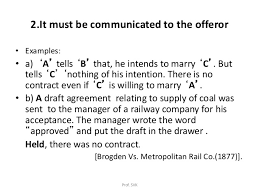 Image result for acceptance of contract