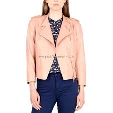 export armani exchange stretch faux leather jacket jackets apparel tz152
