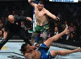 UFC 264: Tai Tuivasa knocks Greg Hardy ...