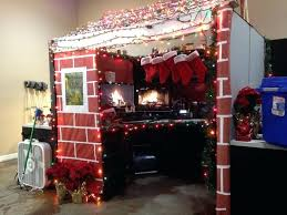 Office decor for christmas Theme Office Decor For Christmas Images Work Decorating Cabin For Decorated Cubicle At Simple Christmas Office Door Office Decor For Christmas Nutritionfood Office Decor For Christmas Office Desk Decorations Office Office