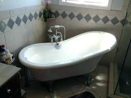 decoration tub feet for luxury standard claw foot bathtub dimensions antique clawfoot length