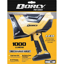 Dorcy Pro Series Ac Dc Rechargeable Portable Work Light Flashlights Headlamps Portable Work Lights Flashlights