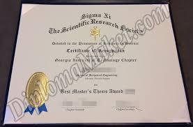 How We Create Sigma Xi Fake Degree In One Week Fake Diploma Market