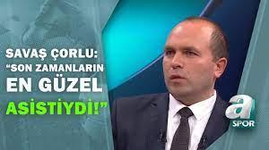 """Savaş Çorlu: """"Galatasaray İhtiyacı Olan Bir Galibiyet Aldı"""" / A Spor - Son  Sayfa 14.03.2021 - YouTube"""