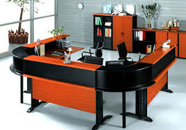 front office desks. Perfect Desks Straight Reception Table Raised Desk And Lshaped  Front On Front Office Desks T