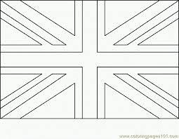 Great British Flag Template Photos Resume Ideas Namanasa Com