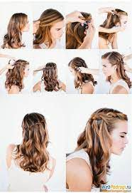 * * * обладательницы длинных волос могут не только похвастаться 1. 100 Modnyh Idej Pricheski Svoimi Rukami Na Srednie Volosy S Foto Pricheski Svoimi Rukami Pricheski Detskie Pricheski
