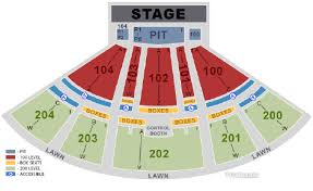 Waterfront Concerts Seating Chart Bb T Pavilion Seating Chart Bb T Pavilion At Camden New