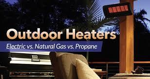 electric vs natural gas vs propane