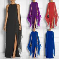 Loose <b>Dress</b> Batwing Sleeves Chiffon NZ | Buy <b>New</b> Loose <b>Dress</b> ...