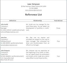 Do References Go On A Resumes Dont Include References On Resume Putting How To Put A Pay Writing