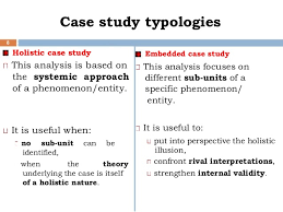Case Study Research A Qualitative Approach to Inquiry   ppt video     SlideShare Why a case study approach
