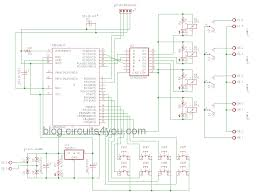 bluetooth based home automation circuits4you com bluetooth based home automation system circuit diagram