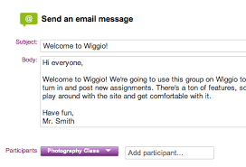 sending text message from email messaging made easy wiggio