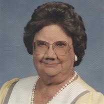 Elvira Jeanette Johnson Obituary - Visitation & Funeral Information