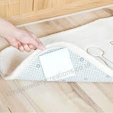 ounona 12pcs double sided carpet gripper tape for rugs mats pads runners b07cxjr5jf
