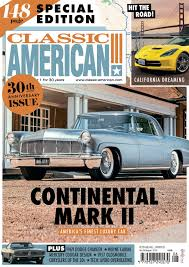 Classic American August 2018 by Mortons Media Group Ltd - issuu