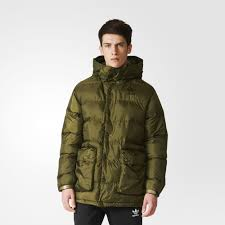 <b>Куртка утеплённая</b> мужская <b>adidas</b> ORIGINALS PADDED PARKA