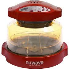 Nuwave Oven Cooking Chart Chicken Nuwave Oven Pro Plus Convection Toasterpizza Oven Red Quaker