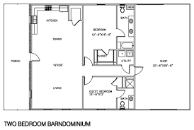 barndominium floor plans. Barndominium Floor Plans For Planning Your I