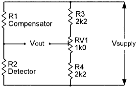 security electronics systems and circuits part nuts volts basic gas detector circuit using hot wire gas sensors
