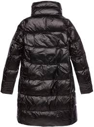 blauer usa glossy ladies winter jacket women textile jackets