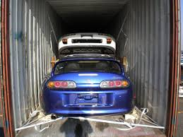 Double RHD Toyota Supra MK4 in Transit to Canada.. (www.jdm-Ottawa ...