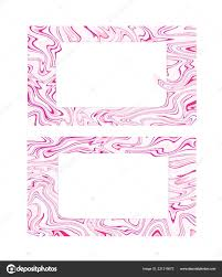 Birthday Business Cards Vector Business Card With Violet Marble Texture Abstract Modern Ink