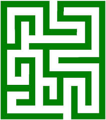 drawn maze flower for algernon pencil and in color drawn maze pin drawn maze flower for algernon 11