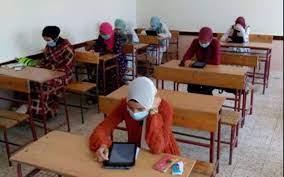 جدول امتحانات الصف الثالث الثانوي2021  7 محظورات داخل اللجان