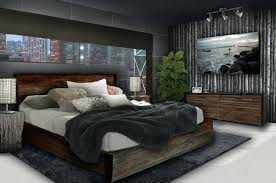 mens interior design bachelor bedroom sets inspirational bedrooms cool ideas59 interior