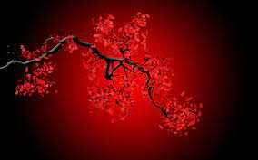 Red Aesthetic PC Wallpapers - Wallpaper ...