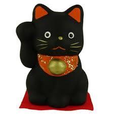 Resultado de imagem para Um pouco sobre os Gatos da Sorte japoneses