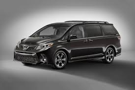2018 Toyota Sienna Pricing - For Sale | Edmunds