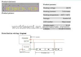 dream color led wire diagram dream database wiring diagram led dream color strip ws2812b addressable color led light strip 60