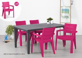 Ensemble Chaise Et Table De Jardin Élégant Table Et Chaises De ...