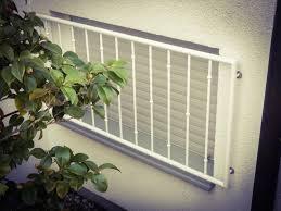 Fenstergitter Edelstahl Auf Maß Einbruchschutz Jps Metalldesign