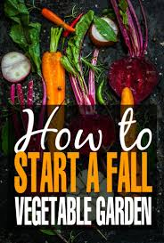 fall is coming up and for many people that means the end of gardening don t let the cooler weather make you think you can t grow some wonderful vegetables