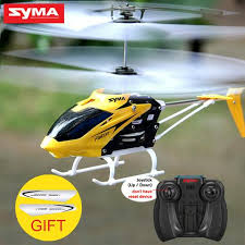 <b>Syma Official W25 RC</b> Helicopter 2 CH 2 Channel Mini RC Drone ...