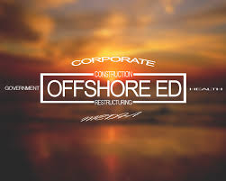 playful modern logo design for offshore ed by saniprabumil logo design by saniprabumil for i want a warm but professional character logo for