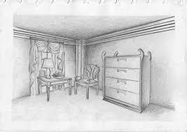 interior design drawings. Interior Design _ Hand Drawing By Estz Drawings D