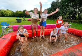 A splashing day out! Pretty Muddy event brings fundraisers to Sandwell  Valley - PICTURES and VIDEO | Express & Star