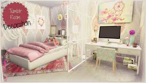 Sims Bedroom Sims 4 Tumblr Room Dinha