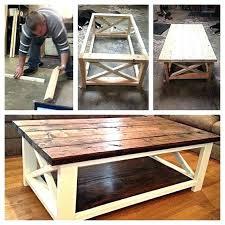 santos coffee table home made coffee table s urban home coffee table