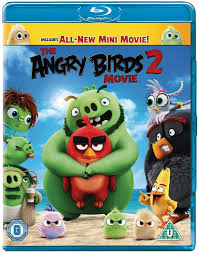 The Angry Birds Movie 2 Blu-ray 2019 Region Free: Amazon.co.uk: Thurop Van  Orman, John Cohen, Rovio Entertainment; Sony Pictures Animation: DVD & Blu- ray